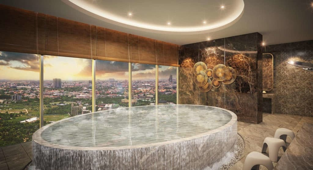 Grand Solaire Pattaya Facility - Onsen