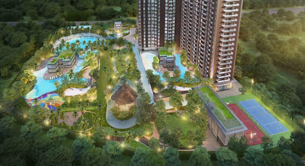 Grand Solaire Pattaya Facility - Recreation area